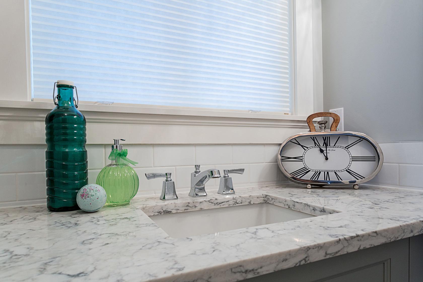 Master Bathroom Vanity Closeup